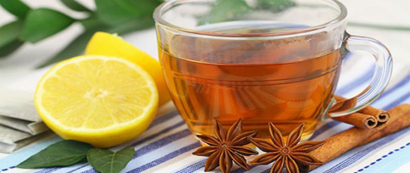 Sağlığınıza Tarçınlı Anasonlu Yeşil Çay