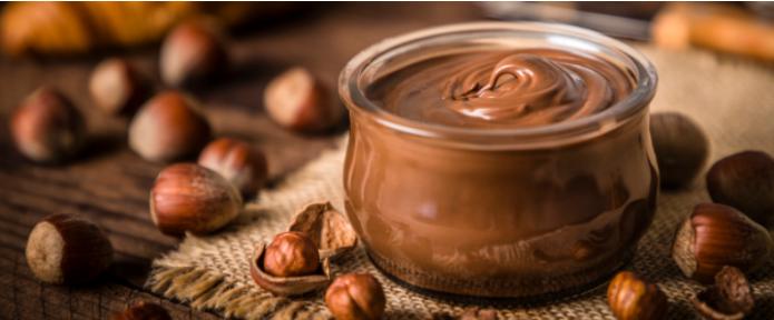 Atıştırmalık Fındıklı Çikolatalı Krema